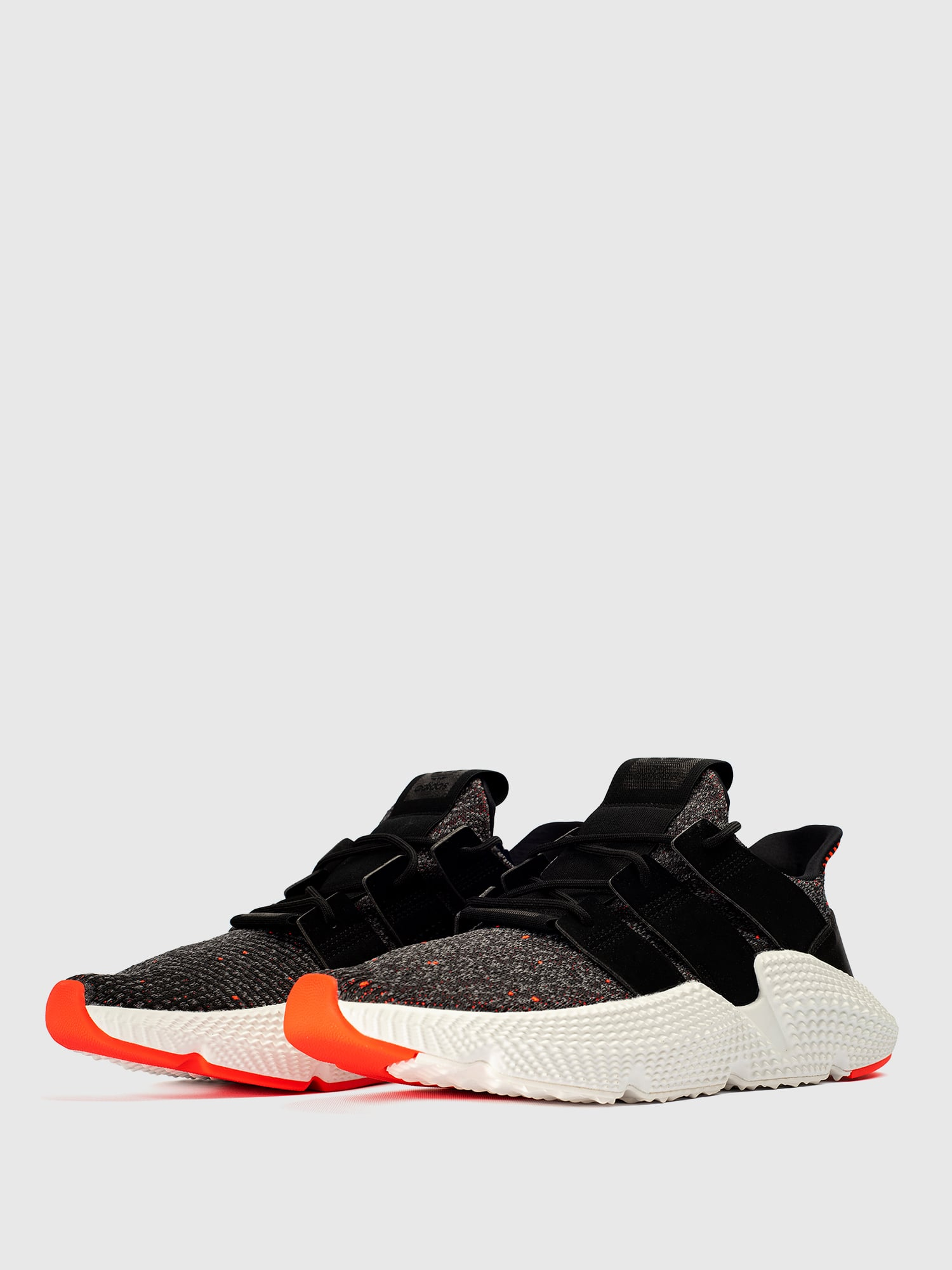 Adidas Prophere Core Black Solar Red