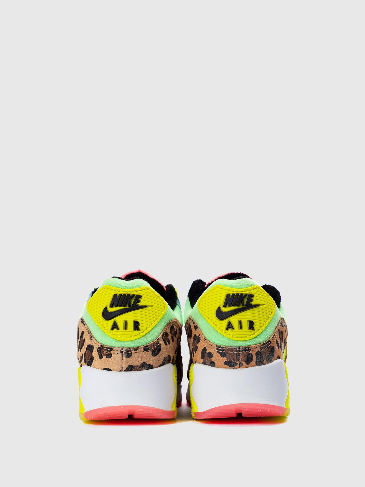 Nike Air Max 90 LX 90s Dancefloor Green (W)