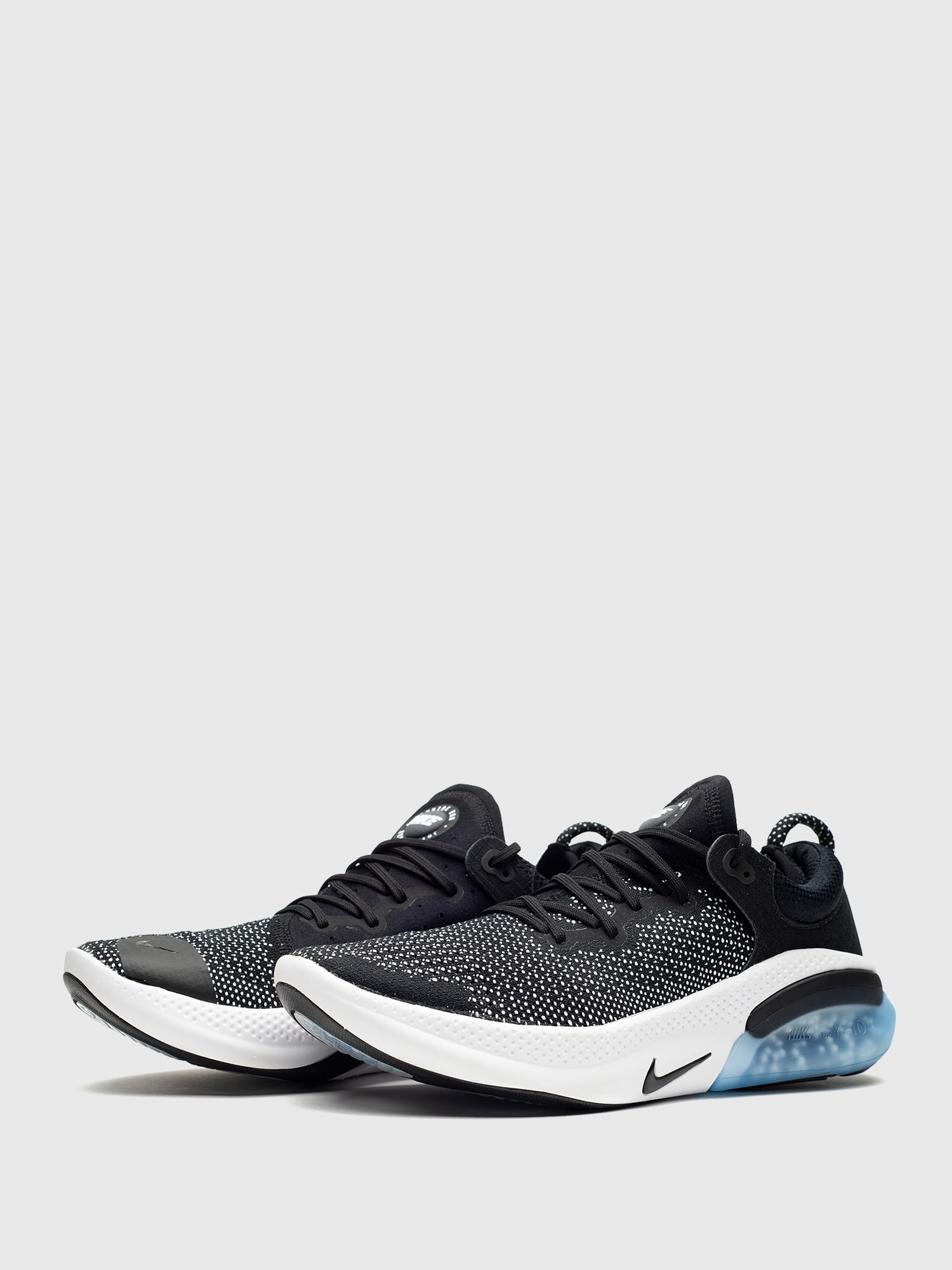 Nike Joyride Run Flyknit Black White