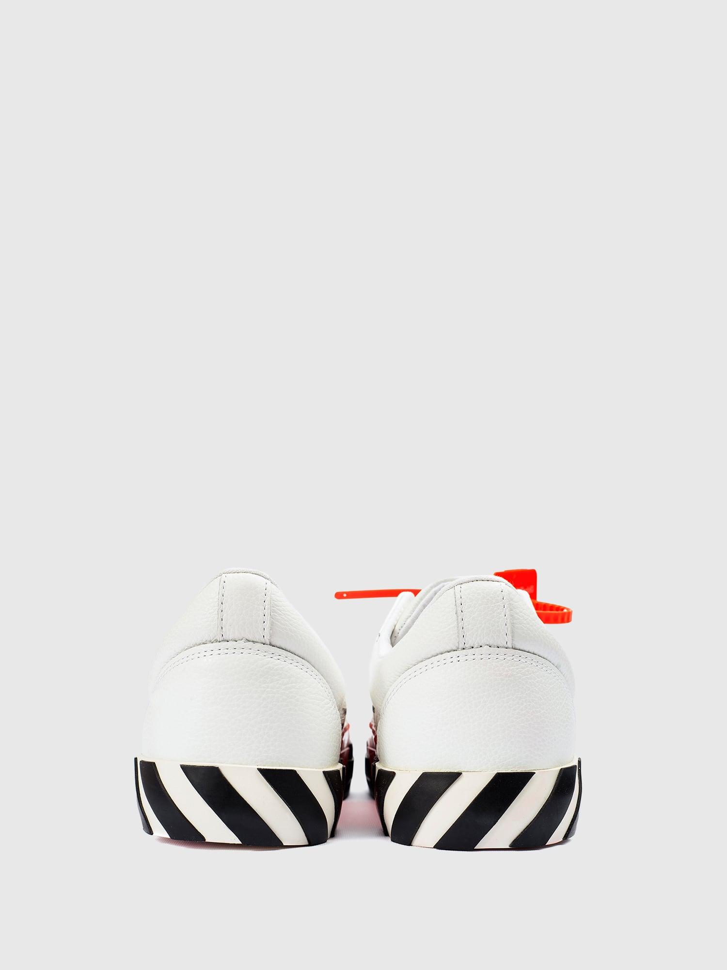 Off-White Vulc Sneaker 'White Black' 2020