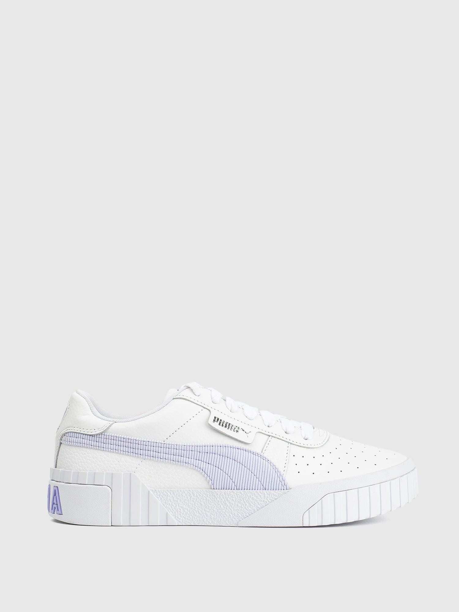 Cali Corduroy Wn s Puma White-Purple Hea