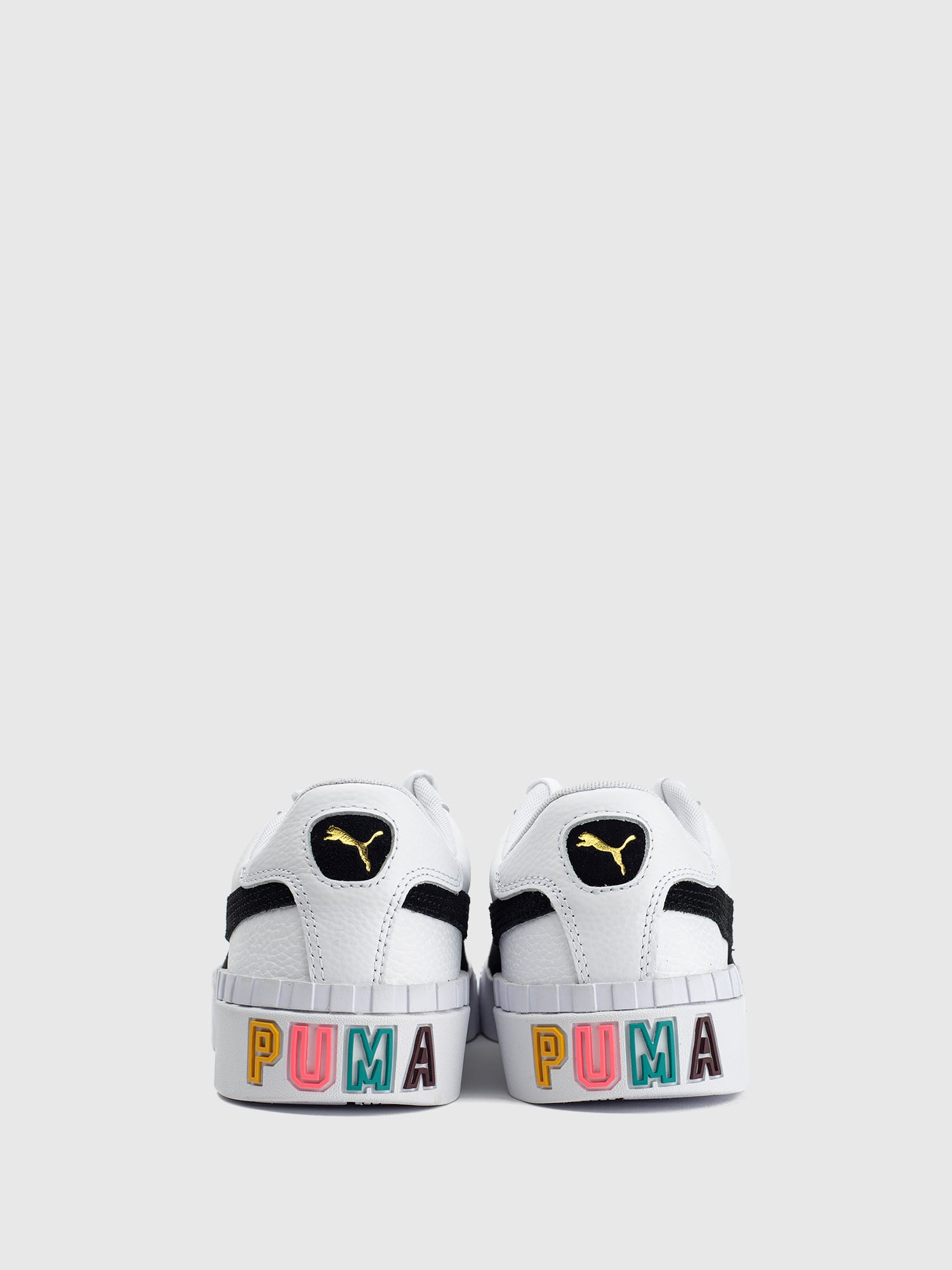 Cali Varsity Wn s Puma White-Puma Black-